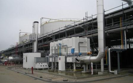 臭氧对废气处理的方案原理