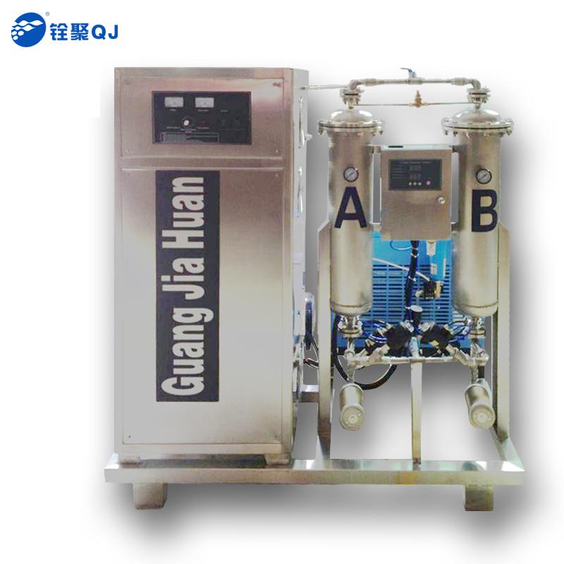 氧气型200g/h蜂窝式空气源臭氧发生器