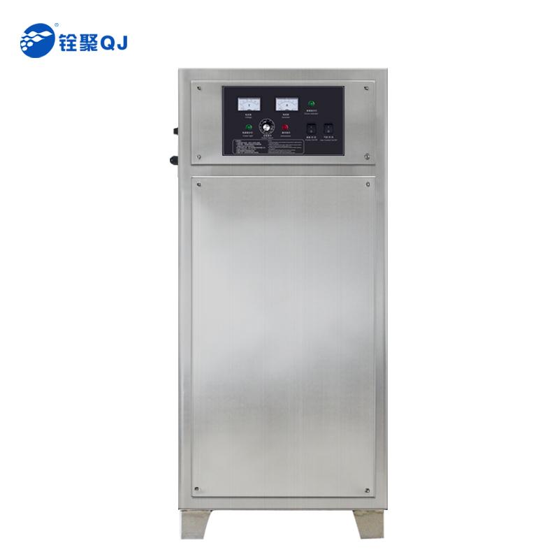 铨聚QJ-8012K-80A臭氧消毒机,臭氧发生器厂家。